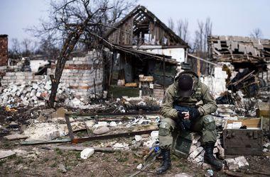 Боевики обстреливают Авдеевку: