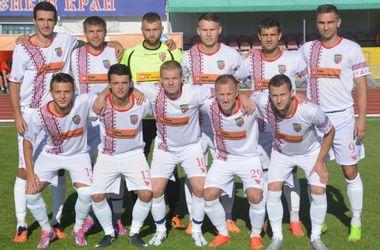 """Футболисты """"Черкасского Днепра"""" будут играть в вышиванках"""