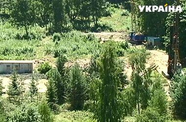 В Киеве на территории режимного объекта началось строительство многоэтажек