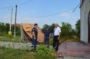 Подробности страшного урагана на Закарпатье: погибшим оказался подросток
