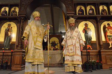 Глава УПЦ митрополит Онуфрий побывал в Атланте