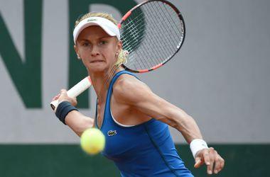 Украинка Леся Цуренко впервые пробилась в финал турнира WTA