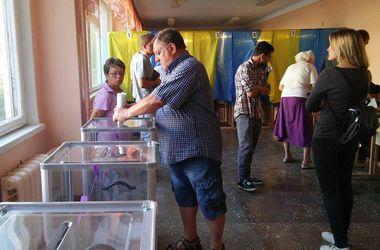 Выборы в Чернигове: онлайн-трансляция