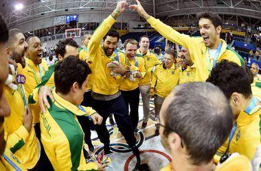 Сборная Бразилии победила в финале Панамериканских игр