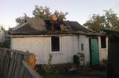 Трехлетние близнецы погибли на пожаре под Харьковом