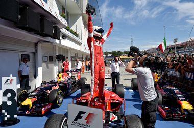 Феттель выиграл Гран-при Венгрии, Хэмилтон и Росберг впервые за полтора года не попали на подиум