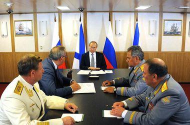 Путин сменил морскую доктрину России из-за Крыма и НАТО
