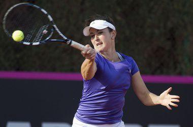 Юлия Бейгельзимер снялась с турнира в Баку
