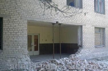 Горловка попала под обстрел: руины и жертвы среди мирных жителей