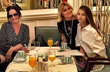 Внучка Софии Ротару стала лицом новой коллекции Лилии Пустовит (фото)