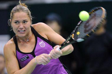 Катерина Бондаренко вышла во второй раунд турнира в Баку