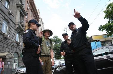 Полиция задержала машину депутата Киеврады с пьяным водителем