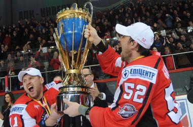 Чемпионат Украины по хоккею может пройти в три круга