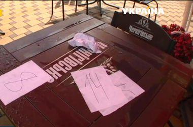 В Киевской области пьяный мужчина устроил стрельбу в кафе