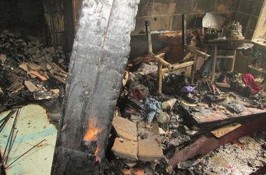 В Черкассах горела школа, есть пострадавшие