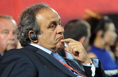 Букмекеры: Платини - фаворит в гонке за кресло президента ФИФА