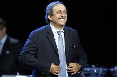 Платини официально объявил о намерении бороться за пост президента ФИФА