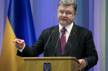 Порошенко о вето России: Украина не остановится, виновные будут наказаны