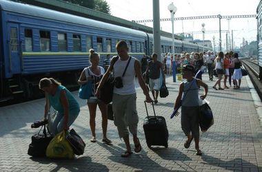 Между Львовом и Одессой запускают дополнительный поезд