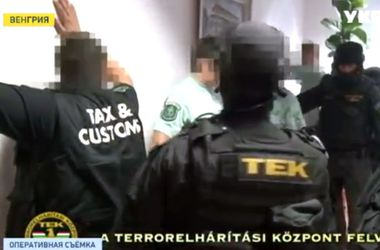 В Венгрии арестованы 18 таможенников  за содействие контрабанде из Закарпатья