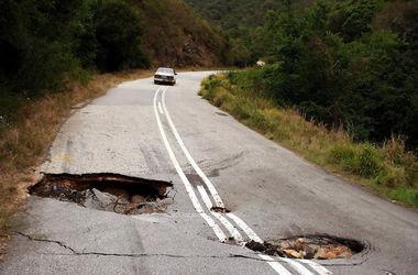 Украинцам советуют готовиться к ухудшению состояния дорог