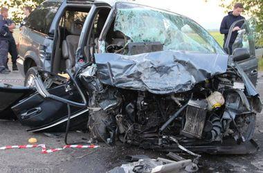 На Закарпатье пьяный водитель устроил смертельное ДТП