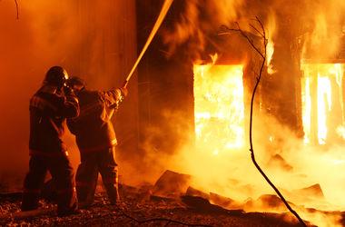 В Ровенской области во время пожара сгорел ребенок