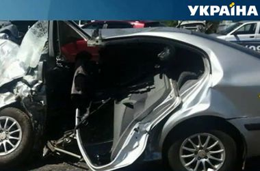 На Донбассе задержали устроившего смертельное ДТП милиционера
