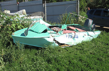 В России произошла авария на воде, есть жертвы