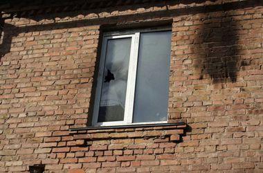 В Киеве неизвестные подожгли офис парковщиков