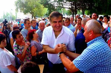 """Команда Саакашвили готовит """"Одесский пакет"""""""