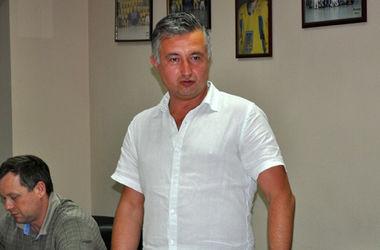 Александр Савицкий – новый главный тренер хоккейной сборной Украины