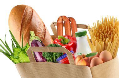 В России хотят запретить украинские продукты