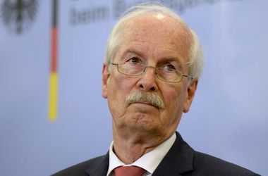 Генпрокурор ФРГ отправлен в отставку в связи с утратой доверия