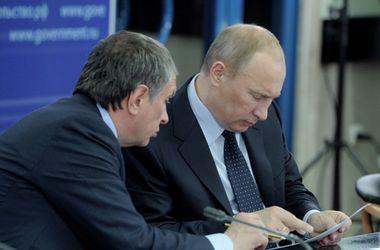Сечин предупредил Путина, что России грозит дефицит бензина