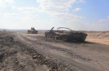"""В """"иловайском котле"""" было убито 366 украинских военных – Матиос"""