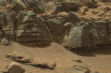 Гигантский краб на Марсе переполошил Интернет