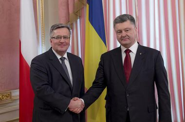 Польша упростила пересечение границы с Украиной