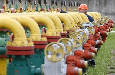 Украина резко увеличила импорт газа