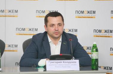 Коридора для гуманитарных грузов на Донбассе по-прежнему нет