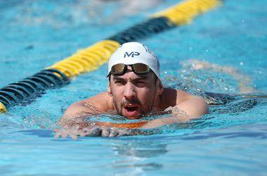 18-кратный олимпийский чемпион отказался от алкоголя до конца Олимпиады-2016