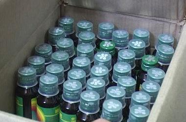 Милиция накрыла партию наркотических лекарств: одесситам собирались продать полмиллиона флаконов