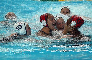 Женская сборная США по водному поло выиграла чемпионат мира