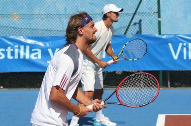 Молчанов выиграл второй парный титул подряд