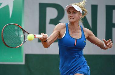 Леся Цуренко вышла в финал квалификации турнира в Торонто