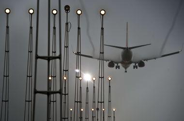 Самолет с пассажирами разбился на границе с Канадой