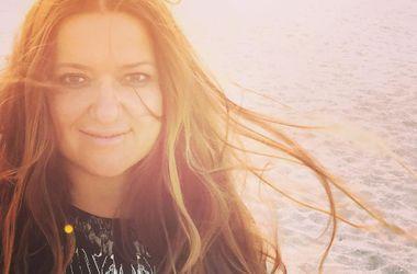 Наталья Могилевская довела поклонников до слез своим танцем на пляже (видео)