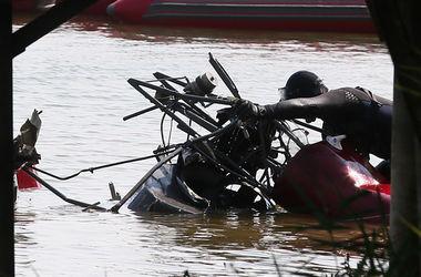 В авиакатастрофе под Москвой погибла российская журналистка