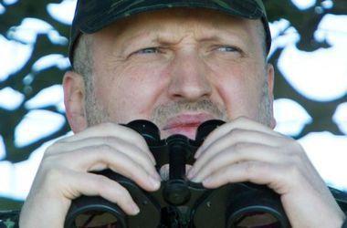 Военные подготовились к возможному прорыву боевиков – Турчинов