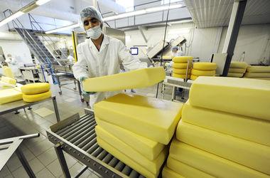 Украина теряет экспорт сыра
